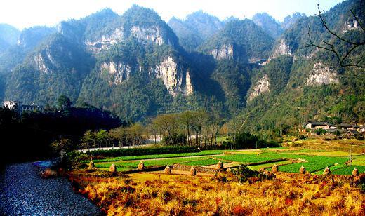 湖南借母溪国家级自然保护景区标识标牌系统建设——